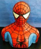 Spider-Man-Cake