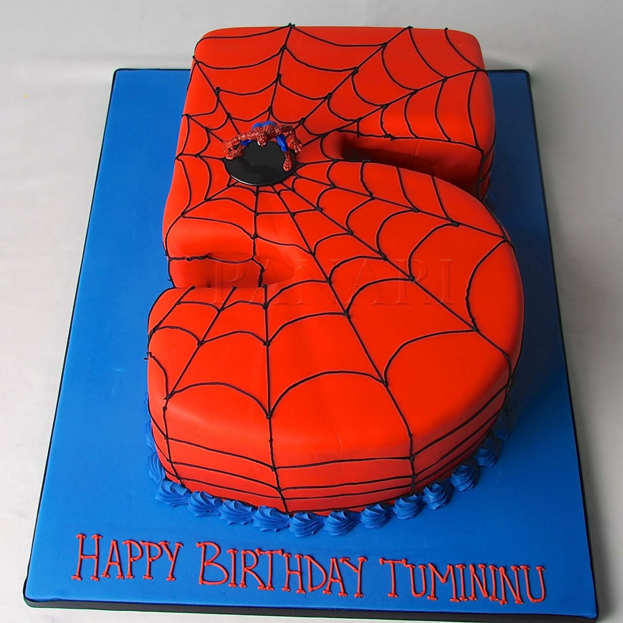 Cool Spiderman Cakes